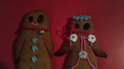 gingerbread love fetishes