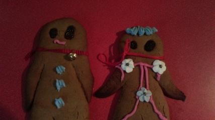 gingerbread love fetishes