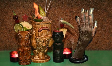 In the Tiki Tiki Tiki Wicca Room