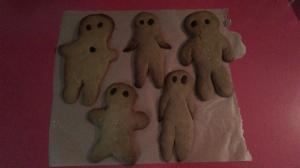 naked gingerbread men
