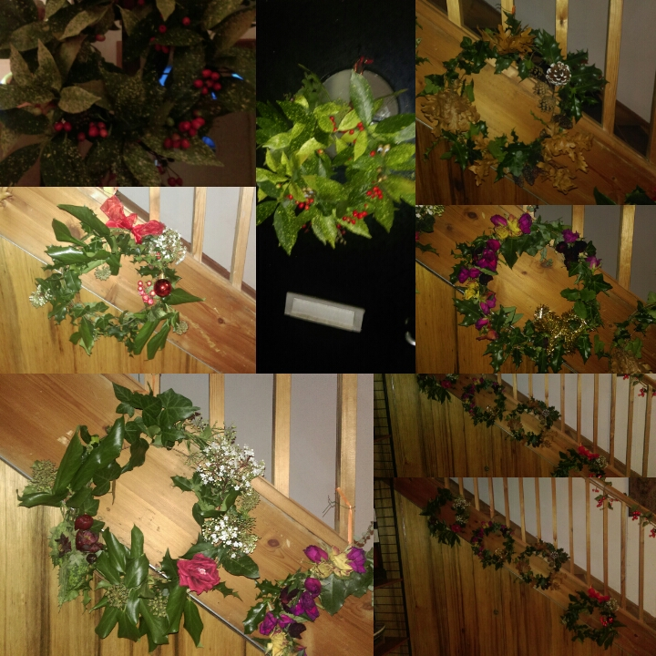 christmas-wreaths-holly-ivy