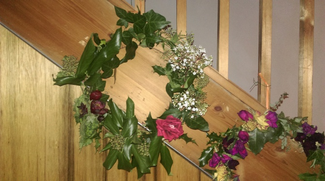 christmas-yule-wreath-holly-ivy