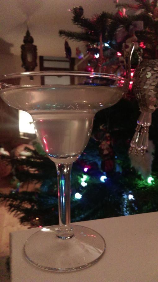 Yule cocktail-