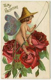 rose fairy valentine