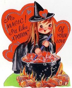 valentine witch