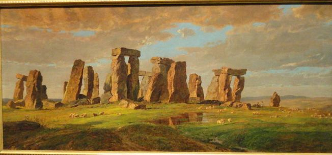 800px-Stonehenge_by_Jasper_Francis_Cropsey,_1876_-_Nelson-Atkins_Museum_of_Art_-_DSC09199