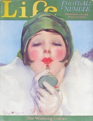 Life-1927-lipstick1 bee-stung