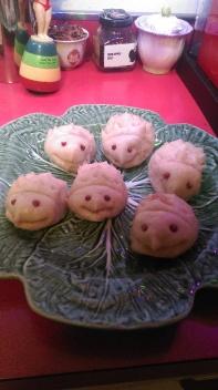 making_hedgehog_steamed_buns8