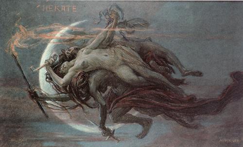Maxmilián_Pirner_-_HEKATE_(1901)