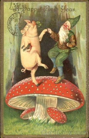 fly_agaric_gnome_pig_luck_dance