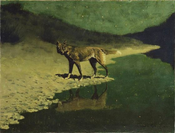 800px-frederic_remington_-_moonlight_wolf