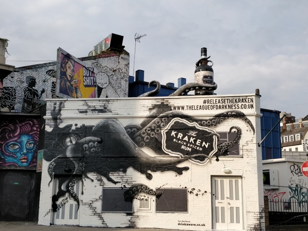 kraken_rum_promo_shoreditch_london