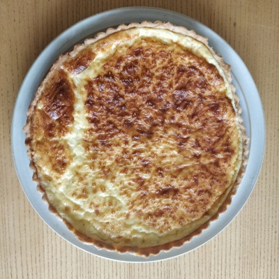 Västerbottensost cheese pie
