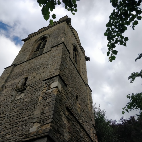 Haunted tower, Stony Stratford
