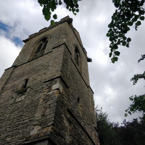Haunted tower, Stony Stratford