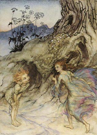 Puck_and_a_Fairy_Rackham